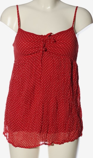 Kenvelo Top & Shirt in S in Red / Wool white, Item view