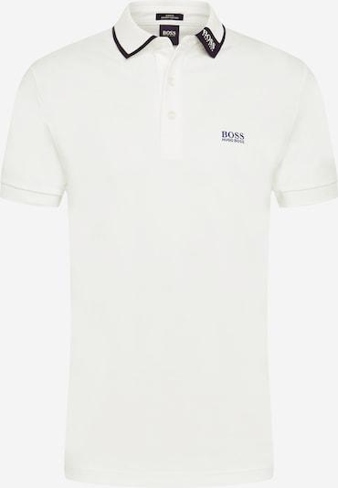 BOSS ATHLEISURE Paita 'Paule' värissä sininen / musta / valkoinen, Tuotenäkymä
