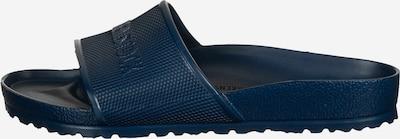 BIRKENSTOCK Pantolette 'Barbados' in dunkelblau, Produktansicht