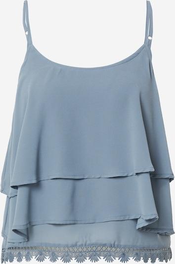 OBJECT Top 'ANNA' in de kleur Hemelsblauw, Productweergave