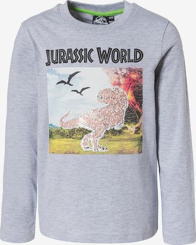 Jurassic World Shirt in grau / mischfarben, Produktansicht