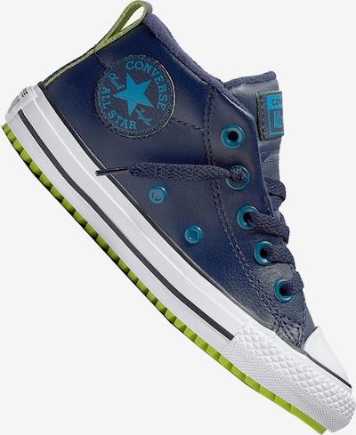 CONVERSE Sneaker in dunkelblau, Produktansicht