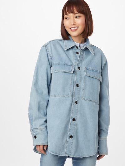 Palaidinė 'Denim' iš BOSS , spalva - mėlyna, Modelio vaizdas