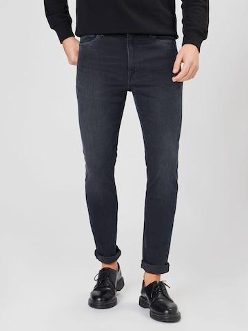 Jean 'SIMON' Tommy Jeans en noir