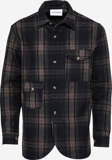 Han Kjøbenhavn Overhemd 'Army' in de kleur Grijs, Productweergave