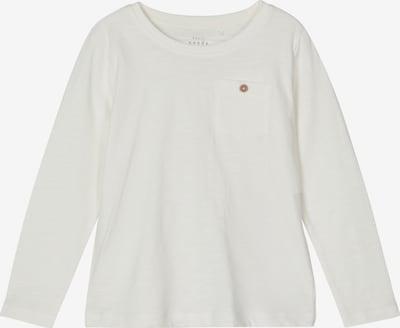 NAME IT T-Shirt 'VEBBE' en blanc, Vue avec produit