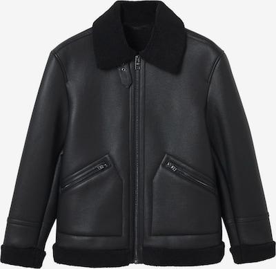 MANGO MAN Between-Season Jacket in Black, Item view
