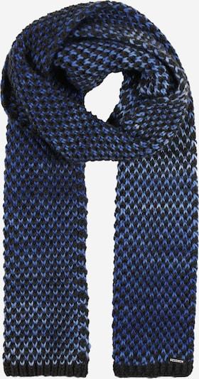 Sciarpa GIESSWEIN di colore blu / nero, Visualizzazione prodotti