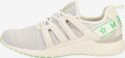 MUSTANG Sneakers laag in de kleur Grijs / Wit, Productweergave