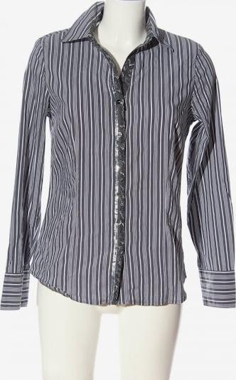 Clarina Langarmhemd in M in blau / weiß, Produktansicht