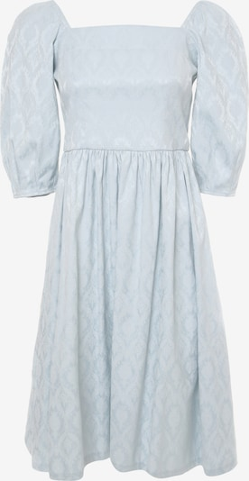 Madam-T Sommerkleid in blau, Produktansicht