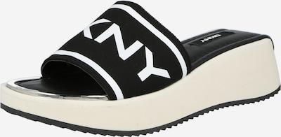 DKNY Mule 'MANDY' in Black / White, Item view