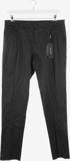 DOLCE & GABBANA Hose in 29-30 in schwarz, Produktansicht