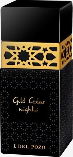 Jesus del Pozo 'Gold Cedar Nights' in goldgelb / schwarz, Produktansicht