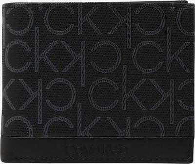 Calvin Klein Geldbörse 'BIFOLD' in schwarz, Produktansicht