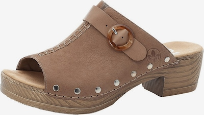 RIEKER Pantofle - béžová, Produkt