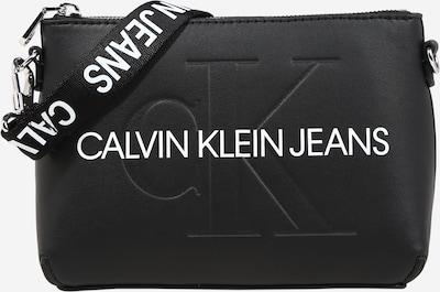 Borsa a tracolla Calvin Klein Jeans di colore nero / bianco, Visualizzazione prodotti