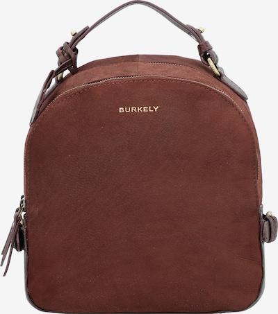 Burkely Sac à dos 'Soul Sky City' en rouge sang / rouge pastel, Vue avec produit