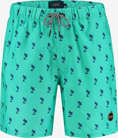 Shiwi Plavecké šortky - námornícka modrá / nefritová, Produkt