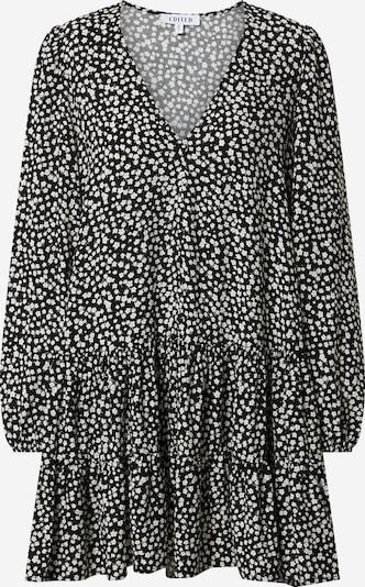 EDITED Kleid 'Eileen' in mischfarben / schwarz, Produktansicht