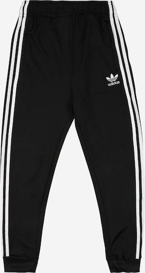 ADIDAS ORIGINALS Sweathose 'Adicolor' in schwarz / weiß, Produktansicht