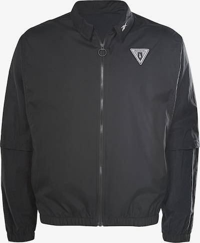 REEBOK Sportjas in de kleur Zwart, Productweergave