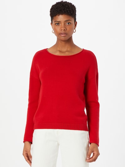 ESPRIT Sveter - červená, Model/-ka