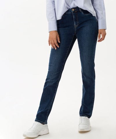 BRAX Jeans 'Mary' in dunkelblau, Modelansicht