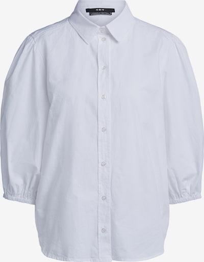 SET Hemdbluse in weiß, Produktansicht