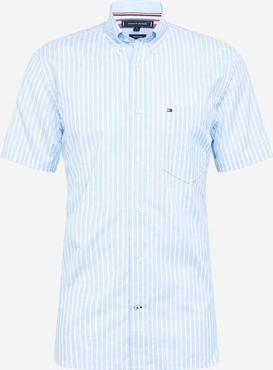 TOMMY HILFIGER Košile - světlemodrá / bílá, Produkt