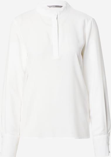 ONLY Bluse i hvid, Produktvisning
