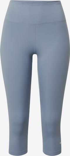 NIKE Pantalón deportivo en ópalo / blanco, Vista del producto