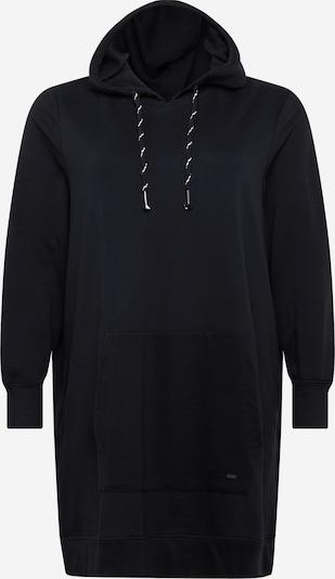 ONLY Carmakoma Kleid 'Etta' in schwarz, Produktansicht