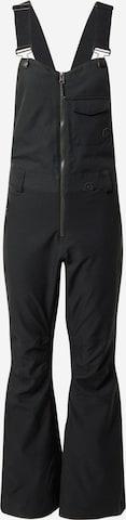 Volcom Spodnie outdoor w kolorze czarny