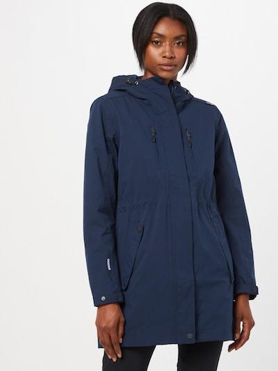 Laisvalaikio paltas iš Whistler, spalva – tamsiai mėlyna, Modelio vaizdas