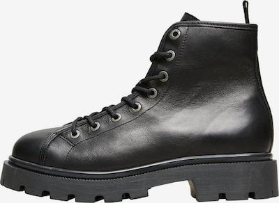 SELECTED FEMME Stiefel in schwarz, Produktansicht