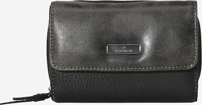 TOM TAILOR Wallet 'Elin' in Grey / Dark grey, Item view