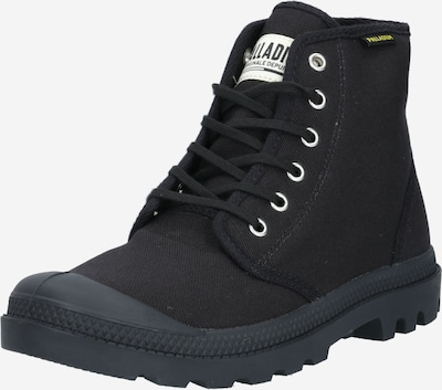 Palladium Čizme na vezanje u crna, Pregled proizvoda