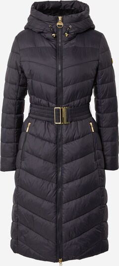 Barbour International Winter Coat in Black, Item view