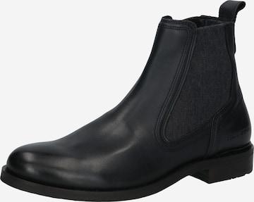 Marc O'Polo Chelsea Boots 'Sami' in Grau