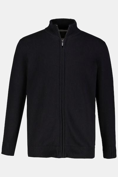 JP1880 Cardigan in schwarz, Produktansicht