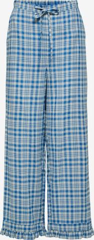 SELECTED FEMME Pyjamasbukse 'Piper' i blå