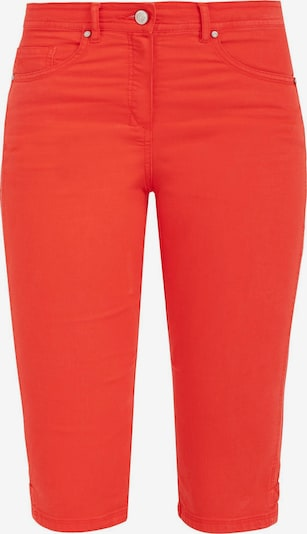 Recover Pants Caprihose in rot, Produktansicht