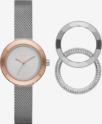 DKNY Analog Watch in Silver