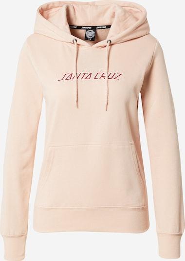 Santa Cruz Sportisks džemperis, krāsa - rožkrāsas / sarkans / balts, Preces skats