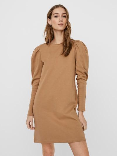 AWARE by Vero Moda Kleid 'Orina' in hellbraun, Modelansicht