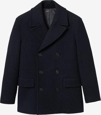 Palton de primăvară-toamnă 'Tinof' MANGO MAN pe bleumarin, Vizualizare produs