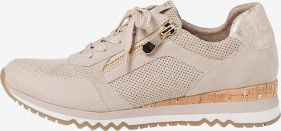 MARCO TOZZI Sneaker in beige, Produktansicht