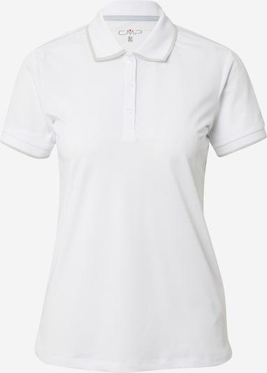 Tricou funcțional CMP pe alb, Vizualizare produs