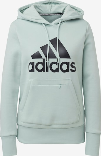 ADIDAS PERFORMANCE Sweatshirt in mint / schwarz, Produktansicht